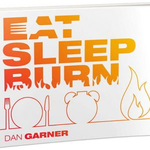 Eat Sleep Burn Cover