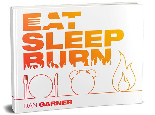 Eat Sleep Burn Cover