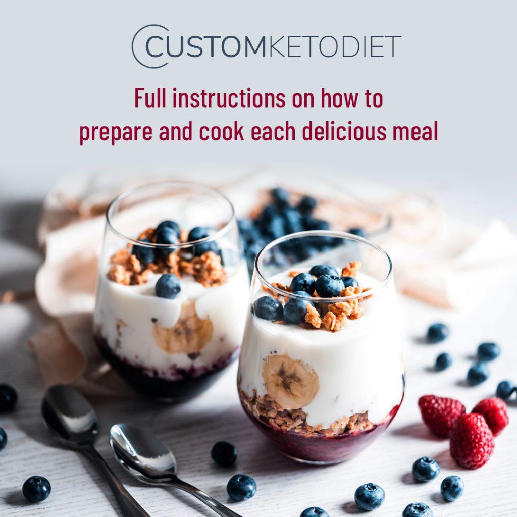 Custom Keto Diet Weight Loss
